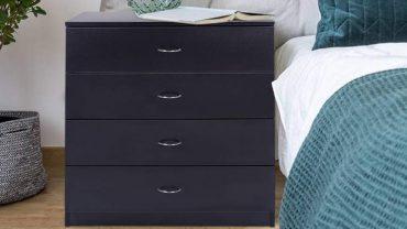 Cheap 4-Drawer Dresser Under $100