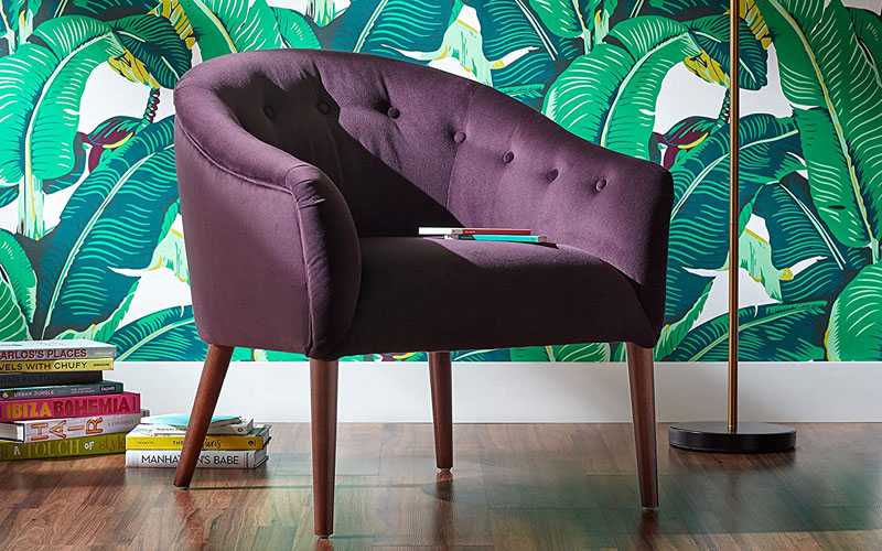 Best Purple Accent Chairs