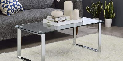 Glass Coffee Tables Under $100