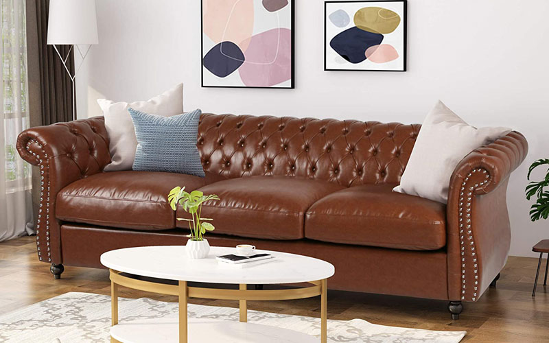 Affordable Chesterfield Sofas