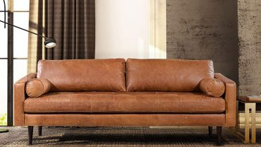 Best Cognac Leather Sofas