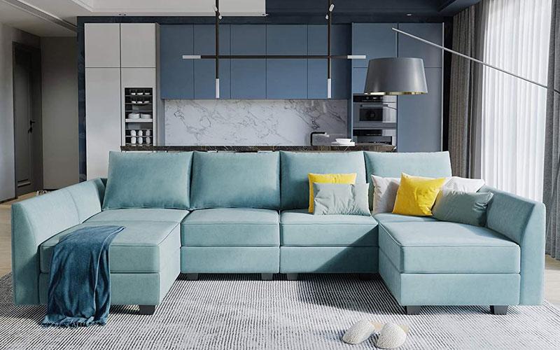Best U-Shaped Sectional Sofa