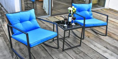 3 Piece Patio Sets Under $100