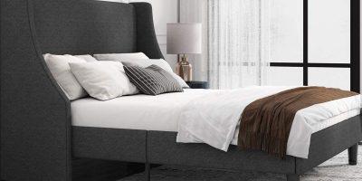 Full Size Platform Bed Frames Under $200