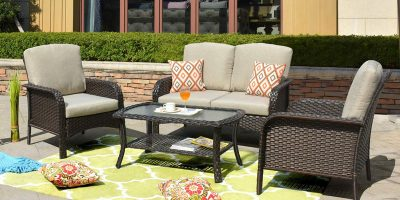 Patio Conversation Sets Under $500