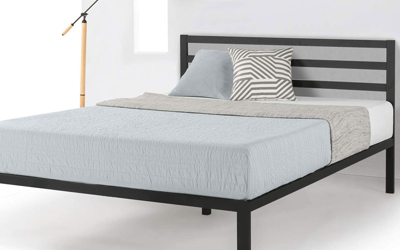 Queen Size Platform Bed Frames Under $200