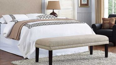 Best Bedroom Benches for End of Queen Size Beds