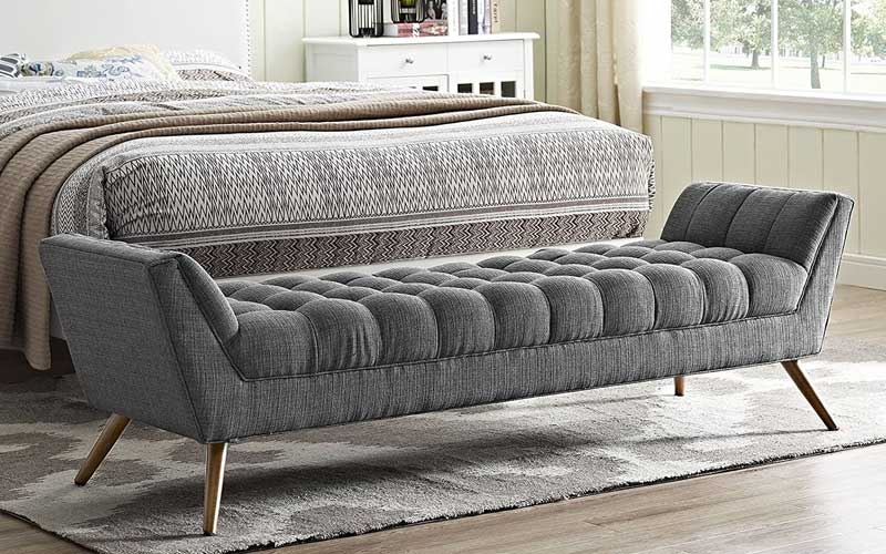 Best End of Bed Benches for King Size Beds