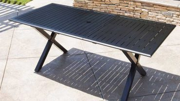 Best Patio Dining Tables With Umbrella Hole