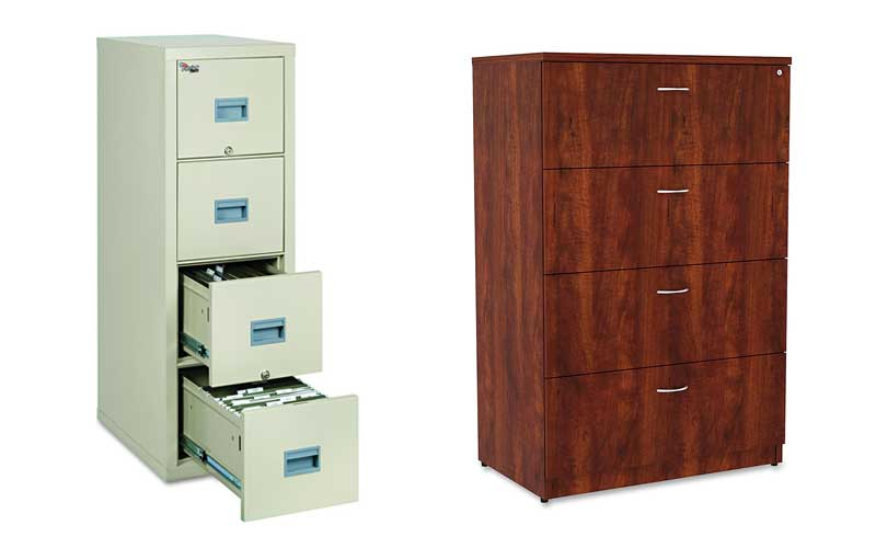 5 Best 4-Drawer File Cabinets