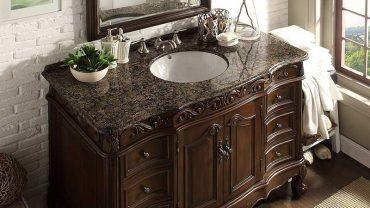 Best Bathroom Vanities with Granite Tops
