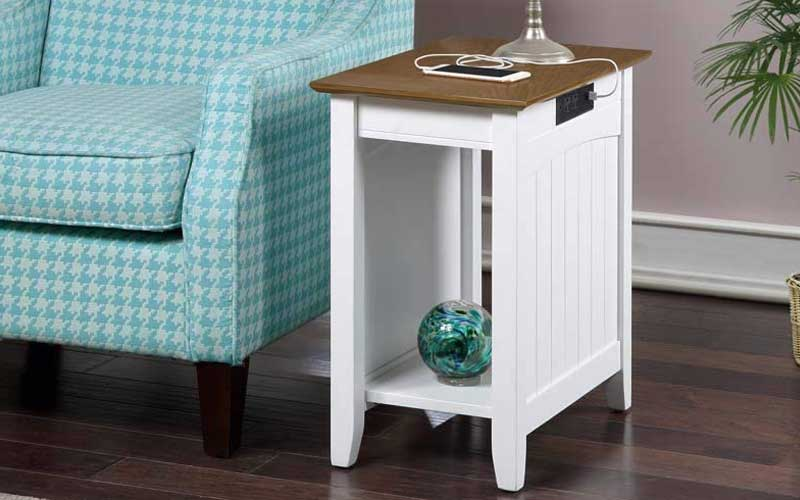Best End Tables with USB Charging Stations