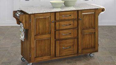 Best Kitchen Islands With Granite Top On Wheels