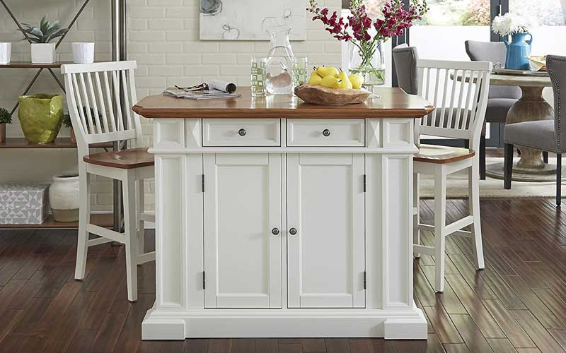 Best Kitchen Islands with Stool Seats