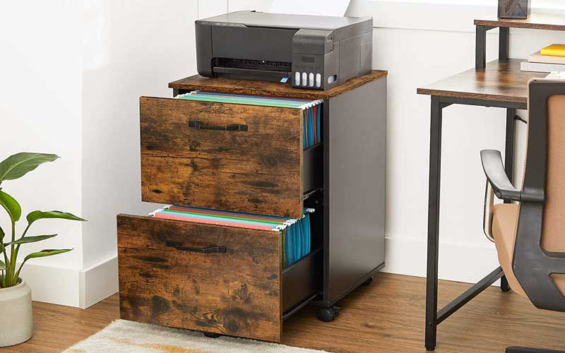 Filing Cabinets Under $100