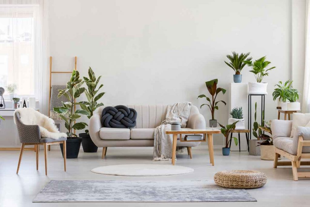 How to Decorate Around a Beige Sofa 1 Decorate Around a Beige Sofa