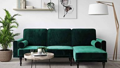 How To Decorate Around A Dark Green Sofa 10 Decorating Around A Dark Green Sofa