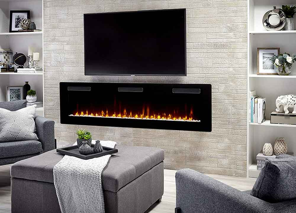 35 Essential Types of Furniture In The Living Room 27 Fireplace for living room