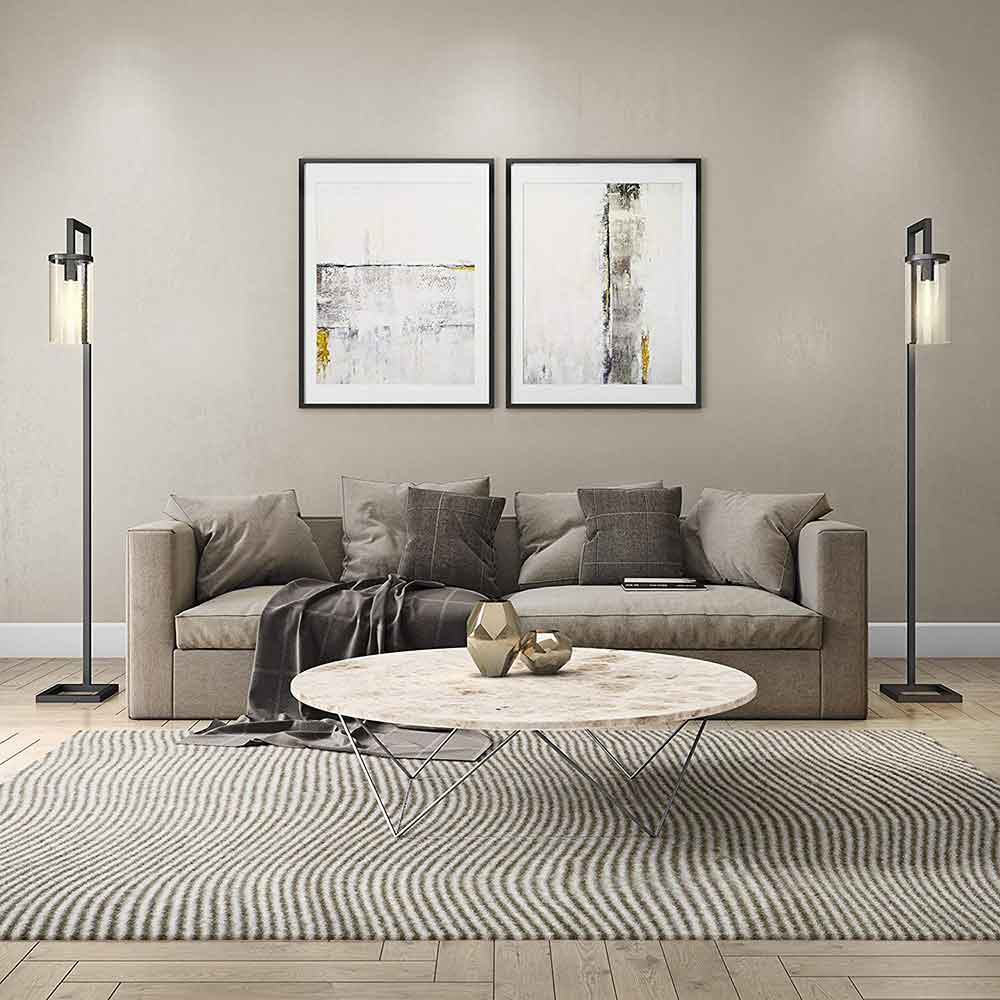 35 Essential Types of Furniture In The Living Room 29 Floor Lamp for living room