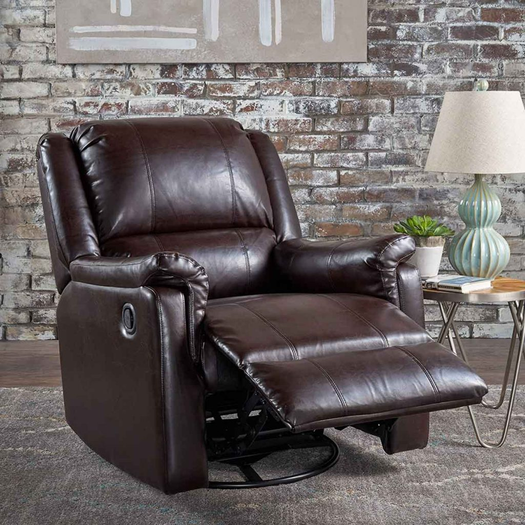 35 Essential Types of Furniture In The Living Room 9 Recliner Chair