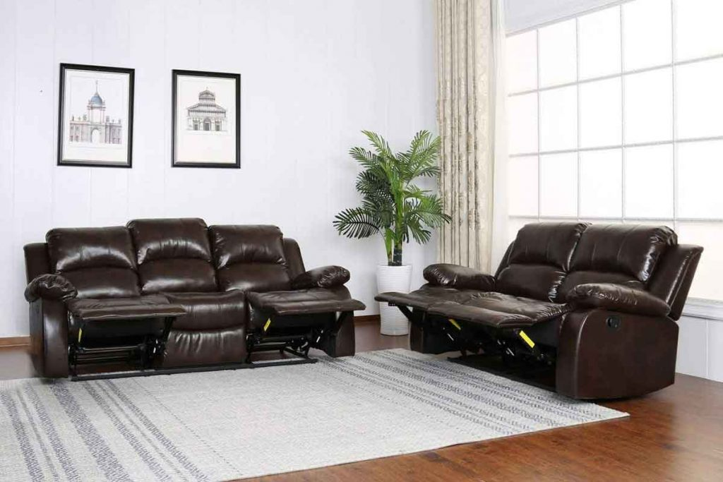 35 Essential Types of Furniture In The Living Room 4 Reclining Sofa