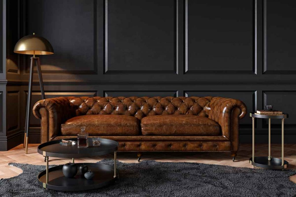 Should I Reupholster My Leather Couch Or Buy a New One? 1 Reupholstering leathe couches