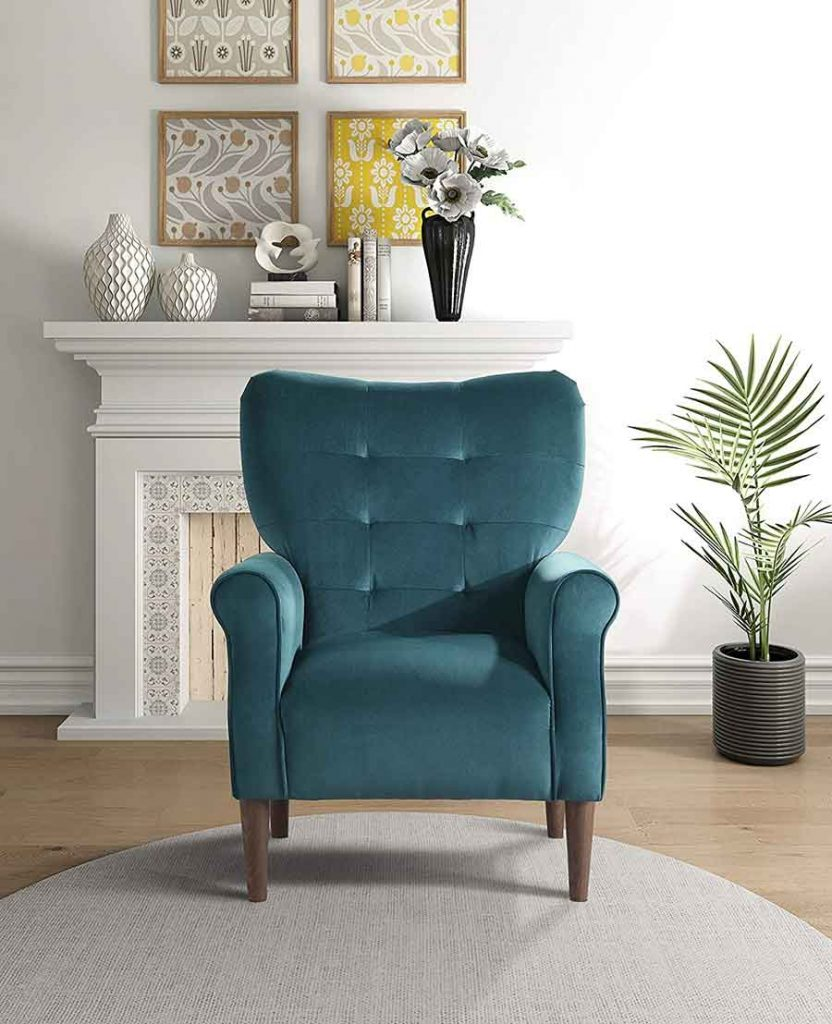 35 Essential Types of Furniture In The Living Room 15 Rolled Arm Chair