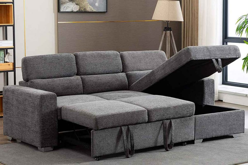 35 Essential Types of Furniture In The Living Room 5 Sleeper Sofa