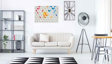 How to Decorate Around a Beige Sofa 10 What color area rug goes with a beige sofa