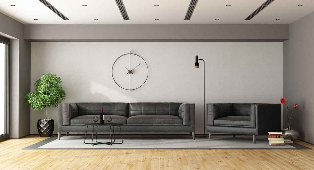 How To Decorate Around A Black Leather Sofa 7 accent chairs go well with a black leather sofa
